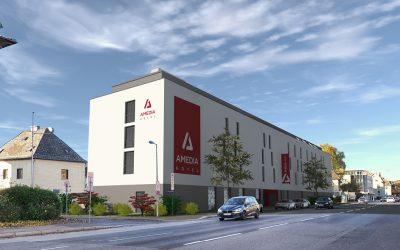 Amedia Hotel – Eröffnung im November