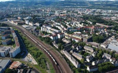 ÖBB-Wohnsiedlung rund um Keißler- und Obdachplatz